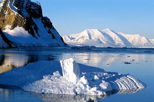 ocean arctique photo