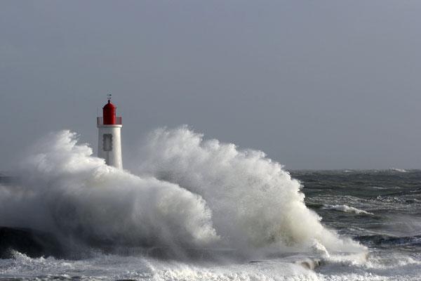 tempête bretagne octobre 2017